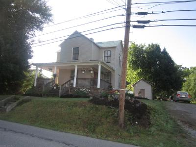 Christiansburg Single Family Home For Sale: 735 Ellett Road