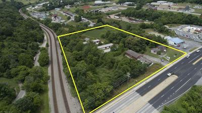 Christiansburg Commercial For Sale: 900 N Franklin Street