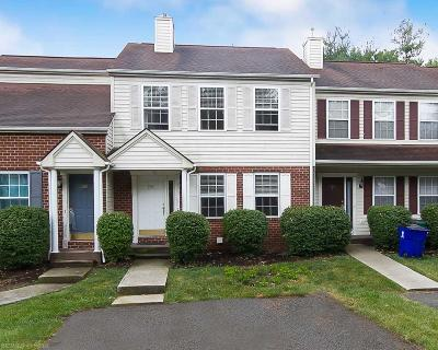 Christiansburg Condo/Townhouse For Sale: 290 Bronze Leaf Drive