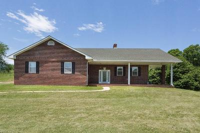 Willis Single Family Home For Sale: 6918 Floyd Hwy S Highway