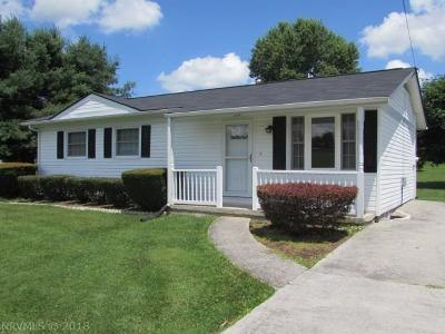Wythe County Single Family Home For Sale: 212 Valley View Avenue