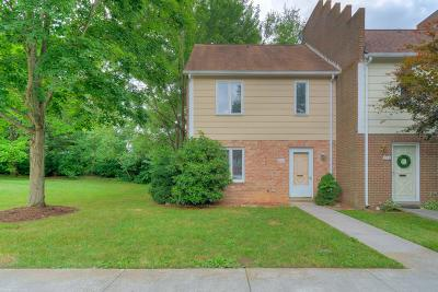 Christiansburg Condo/Townhouse For Sale: 215 Lester Place