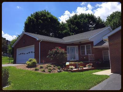 Christiansburg Condo/Townhouse For Sale: 195 SE Darci Drive