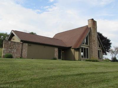 Wythe County Single Family Home For Sale: 1268 Black Lick Road