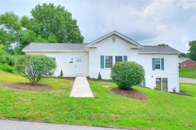 Christiansburg Single Family Home For Sale: 80 2nd Street
