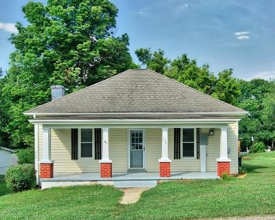Radford Single Family Home For Sale: 109 Taylor Street