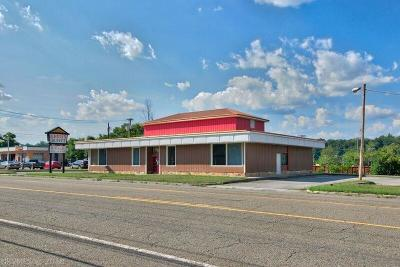 Radford Commercial For Sale: 306 East Main Street