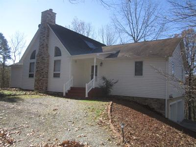 Christiansburg Single Family Home For Sale: 3305 Eaglebrook Road