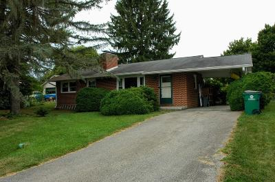 Montgomery County Single Family Home For Sale: 807 Grove Avenue