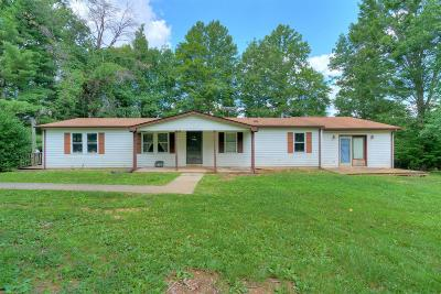 Floyd County Single Family Home For Sale: 3760 Sunflower Road