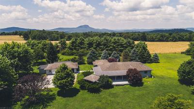 Floyd County Single Family Home For Sale: 2954 Black Ridge Road
