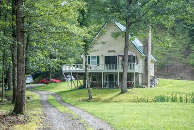 Wythe County Single Family Home For Sale: 327 Gullion Fork Road