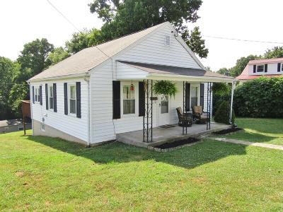 Giles County Single Family Home For Sale: 605 Giles Street