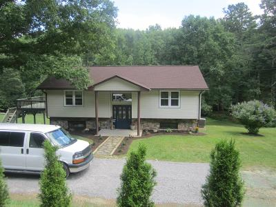 Blacksburg VA Single Family Home For Sale: $309,000