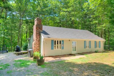 Pulaski VA Single Family Home For Sale: $139,900