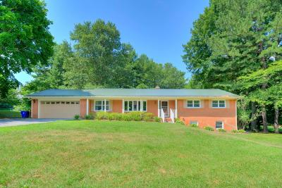 Blacksburg VA Single Family Home For Sale: $369,000