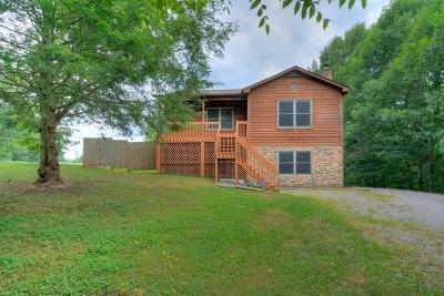 Blacksburg VA Single Family Home For Sale: $185,000