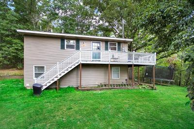Elliston VA Single Family Home For Sale: $127,500