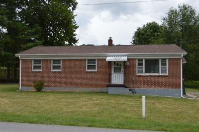 Giles County Single Family Home For Sale: 505 Cascade Drive