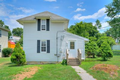 Radford Single Family Home For Sale: 1406 Third Street