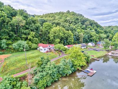 Pulaski County Single Family Home For Sale: 4231 Little Wytheville Road