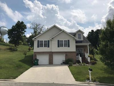 Blacksburg Single Family Home For Sale: 210 Mountain Breeze Drive
