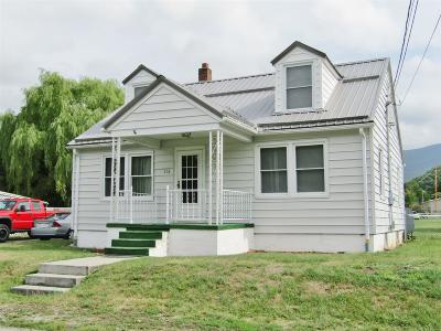 Giles County Single Family Home For Sale: 116 Peck Street