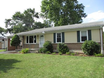 Radford Single Family Home For Sale: 114 Kirkwood Drive