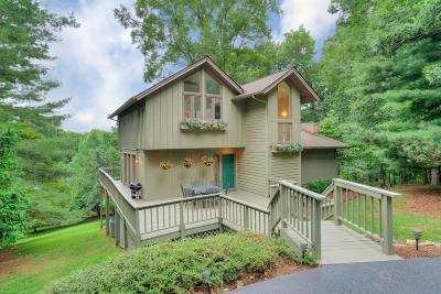 Blacksburg Single Family Home For Sale: 607 High Meadow Drive