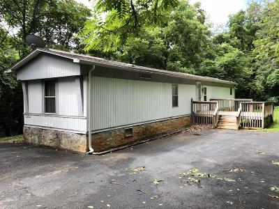 Shawsville Single Family Home For Sale: 3765 Jacob Drive