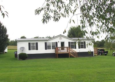 Pulaski County Single Family Home For Sale: 6389 Vinson Lane