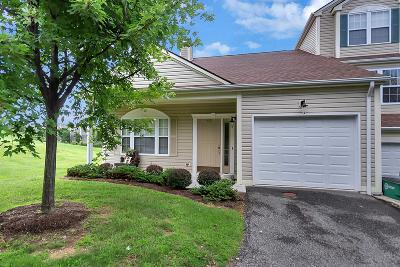 Christiansburg Condo/Townhouse For Sale: 405 Huff Heritage Lane
