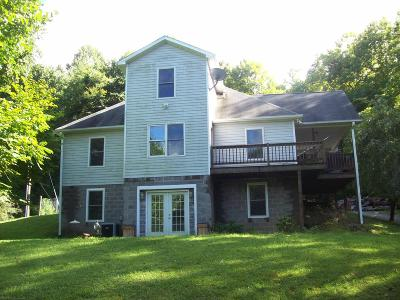 Giles County Single Family Home For Sale: 115 Morning Breeze Lane