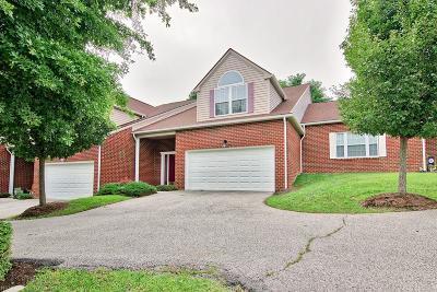 Christiansburg Condo/Townhouse For Sale: 1090 Oak Tree Boulevard