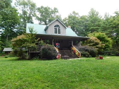 Floyd County Single Family Home For Sale: 395 White Rock Road