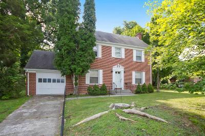 Giles County Single Family Home For Sale: 711 Clifford Street