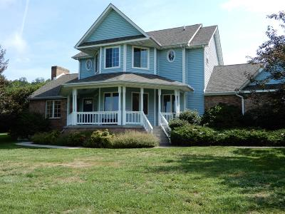 Newport Single Family Home For Sale: 642 Spruce Run Rd. Road