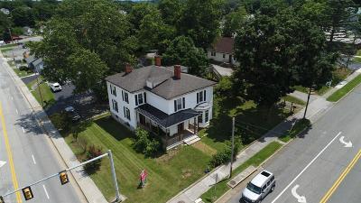 Christiansburg Rental For Rent: 100 S Franklin Street