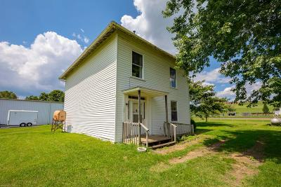 Wythe County Single Family Home For Sale: 157 Max Meadows Road