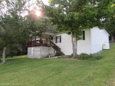 Wythe County Single Family Home For Sale: 127 Dove Lane