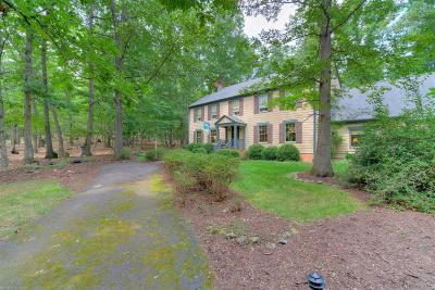 Blacksburg Single Family Home For Sale: 2445 Woodland Hills Drive