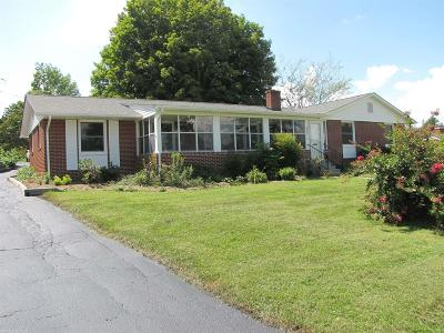 Wythe County Single Family Home For Sale: 805 N 10th Street