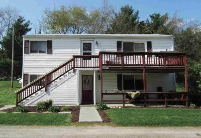Christiansburg Multi Family Home For Sale: 3220 Roanoke Street
