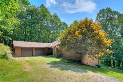 Blacksburg Single Family Home For Sale: 5020 Preston Forest Drive
