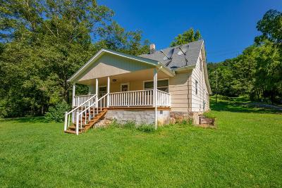 Giles County Single Family Home For Sale: 4908 Wolf Creek Road