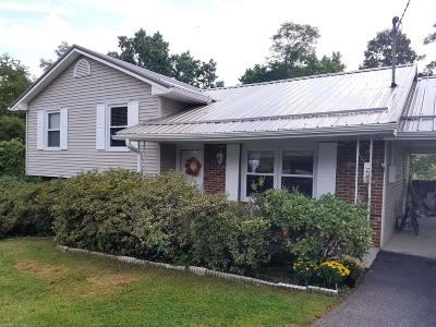 Christiansburg Single Family Home For Sale: 364 Rolling Hills Drive