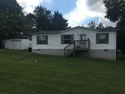 Pulaski County Single Family Home For Sale: 956 Ward Lane Lane