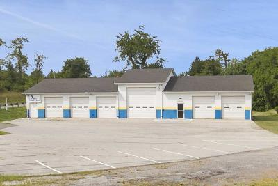 Christiansburg Commercial For Sale: 1265 Moose Drive