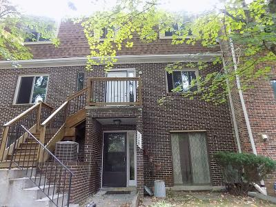 Blacksburg Condo/Townhouse For Sale: 1724 Donlee Dr Drives