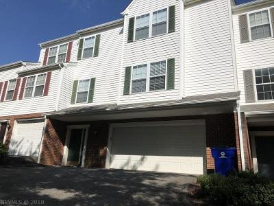 Christiansburg Condo/Townhouse For Sale: 115 Gold Leaf Drive